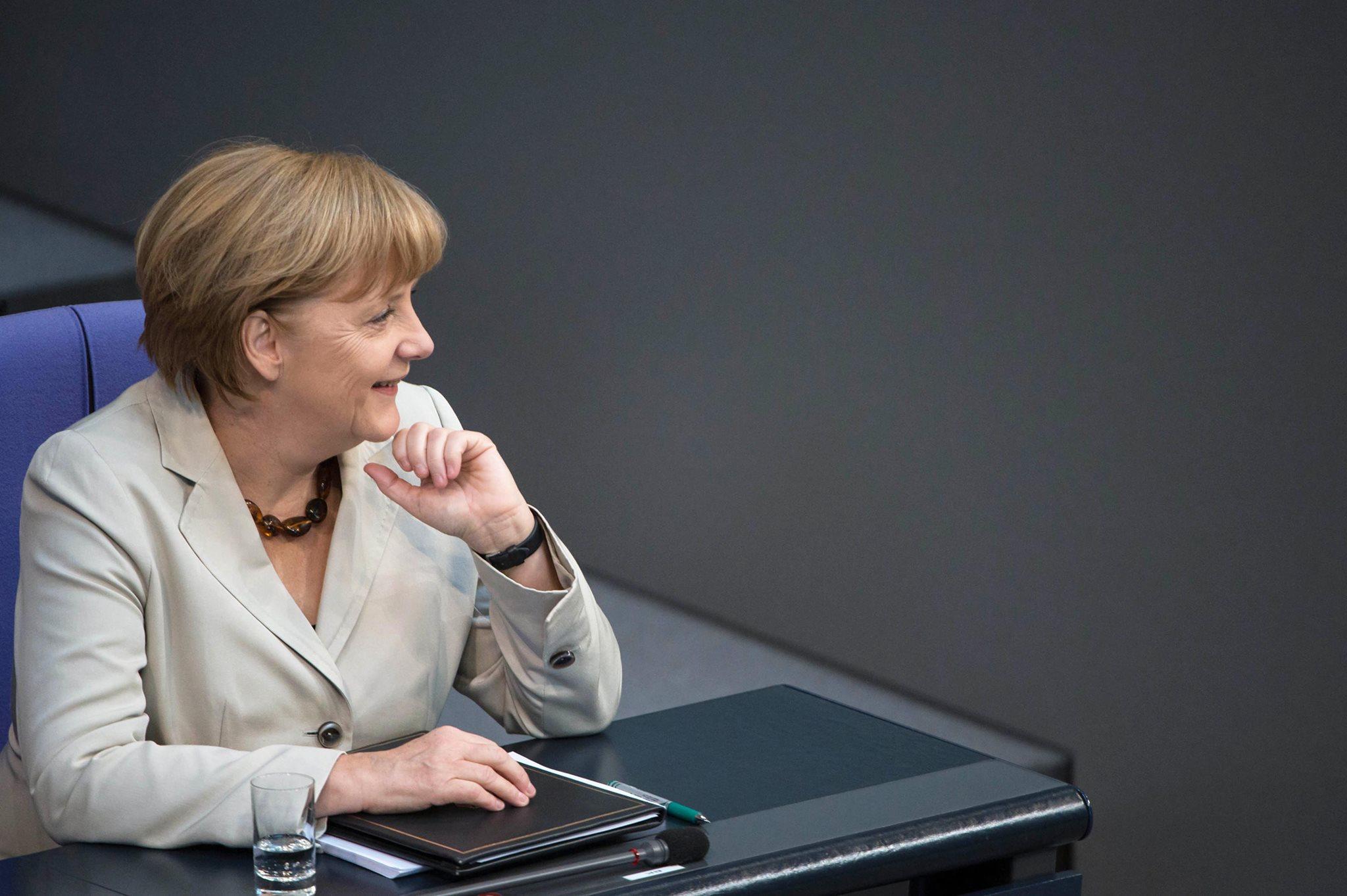 SPD y CDU. Una coalición unilateral