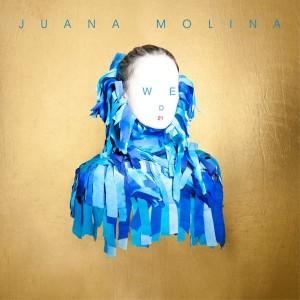 "CD-Cover: Juana Molina ""WED 21"""
