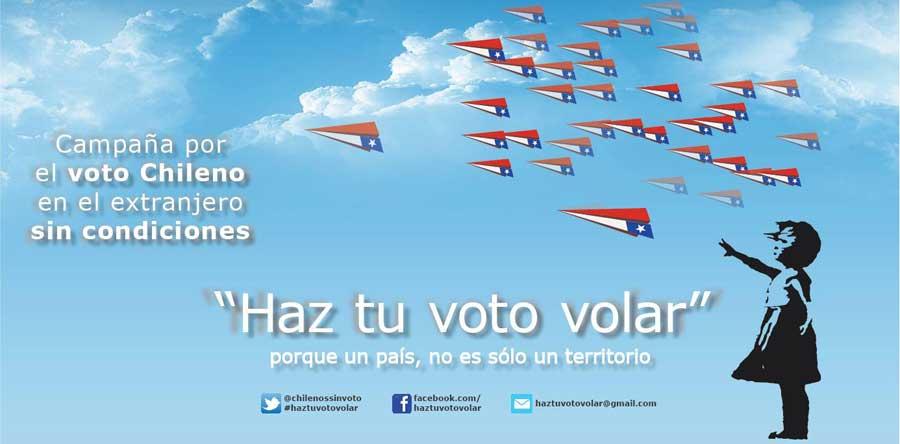 Voto chileno en el extranjero