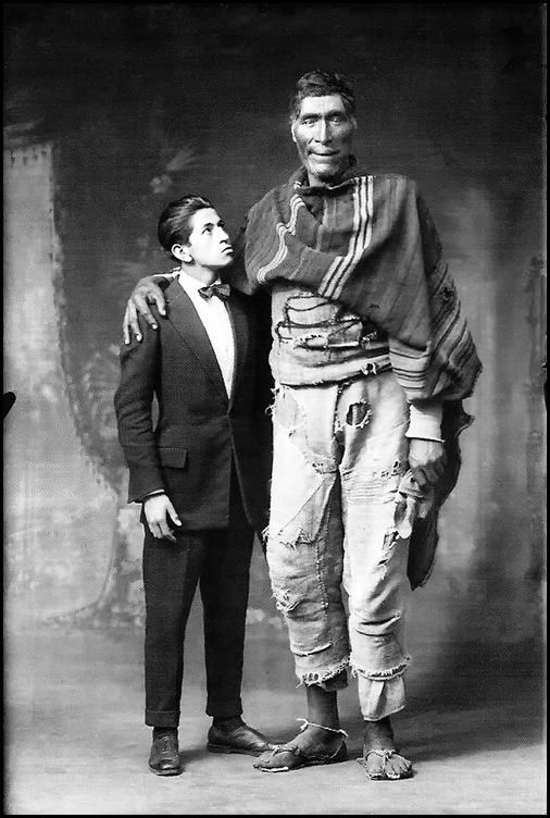 El gigante de Llusco