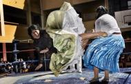 Cholitas voladoras